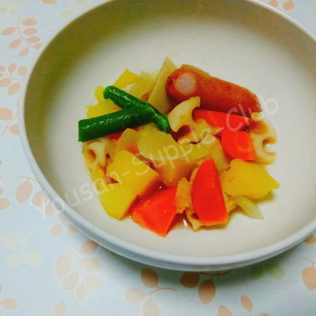 野菜たっぷり!簡単ポトフ